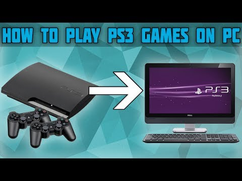 How to Play PS3 Games on PC! RPCS3 Setup Tutorial! Working PS3 Emulator! PS3 Games on PC! [OLD]