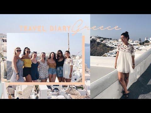 Travel Diary: Greece | Santorini, Ios, Mykonos & Athens