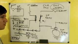 CLASE #5 Circuito del motor de arranque