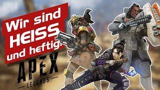 🔴 Gewinnen ist unser Hobby! Apex Legends - ROAD TO 10.000 Subs | Deutsch German | TheSpacecatShow