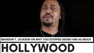 Brandon T. Jackson On Why He Disappeared From Hollywood