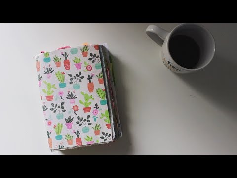How To Make a DIY Bible Cover!
