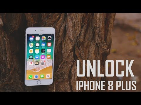 How To Unlock iPhone 8 Plus - At&t, T-Mobile & Any GSM Carrier
