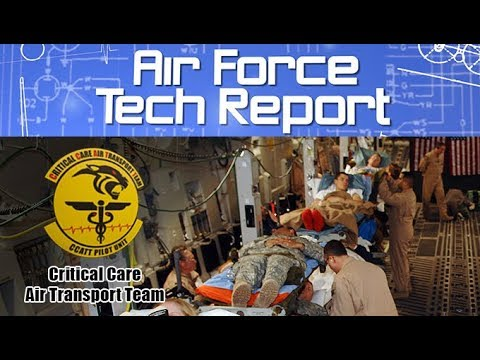 Air Force Tech Report: CCATT