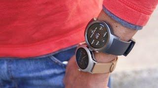 ¿Es mejor el LG Watch Sport que el LG Watch Style?