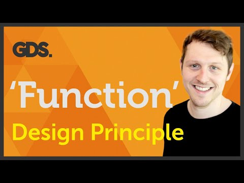 'Function' Design principle of Graphic Design Ep16/45 [Beginners guide to Graphic Design]