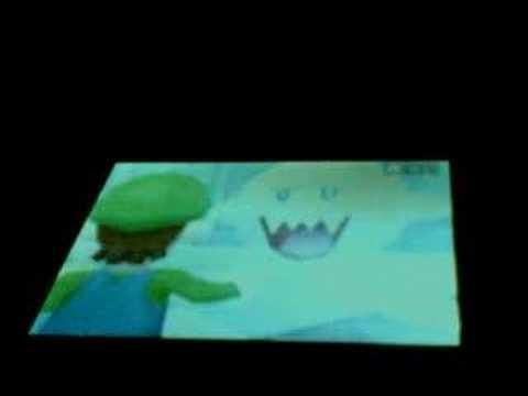 Super Mario 64 DS - How to Unlock Luigi