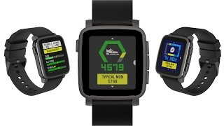 Pebble 4.0 Brings Your Best Health, Quick Views, and Fast Actions