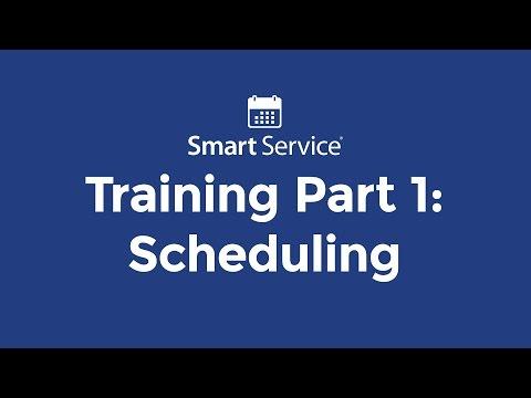 Smart Service Basics Part 1: Create, Schedule, and Dispatch