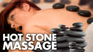 Getting a HOT STONE MASSAGE for the First Time?! (Beauty Trippin)