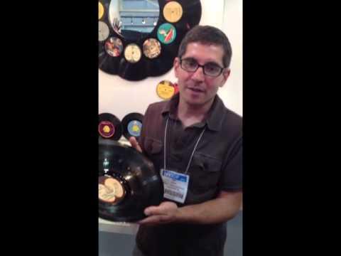 Vinylux - Repurposing Vinyl Records