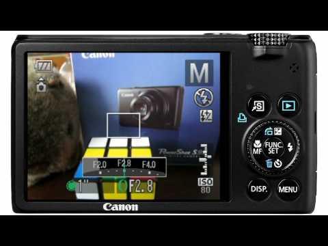 Canon PowerShot S95 1920x1080 Time Lapse Tutorial