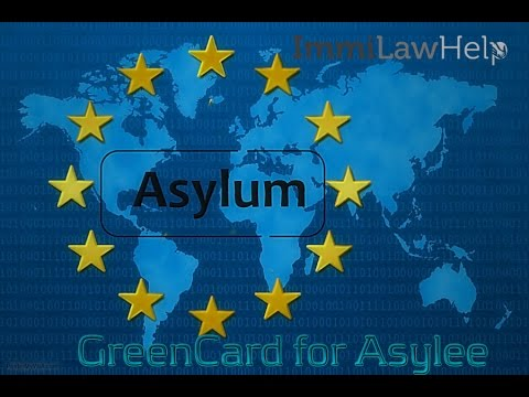 GreenCard For Asylee - Permanent Residence Under Asylum