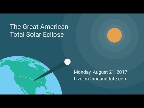 August 21, 2017 Total Solar Eclipse - Intro