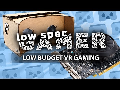 Low budget VR Gaming