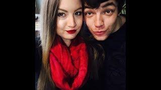 90 Day Fiance Elizabeth Potthosthast and Andrei Instagram Live
