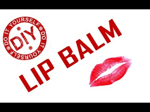Natural Lip Balm For Soft Baby Pink Lips | DIY | Wednesday Tips !