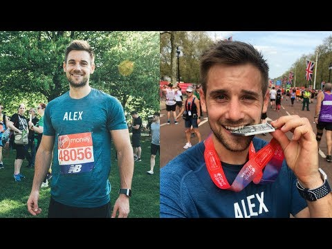 The Hottest London Marathon on Record!