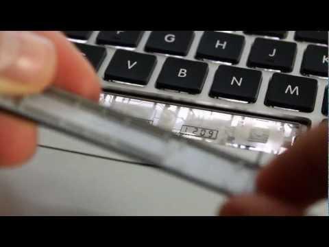 How to Clean/Fix Broken Keys: Macbook Pro 2012 (HD)