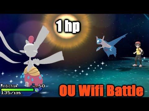 [OU] Wifi Battle Vs Enio Pokemon Ultra Sun & Ultra Moon (1080p)