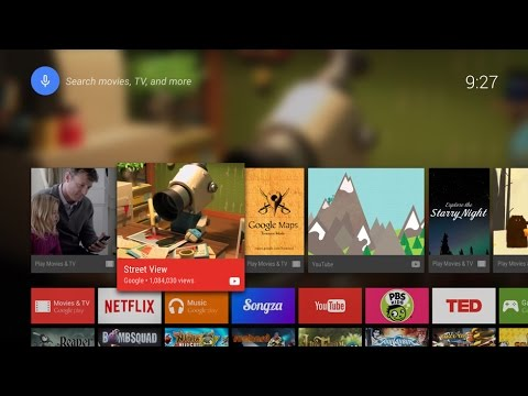 How to organize Your Sony Android TV Apps Menu (Beginners Guide)