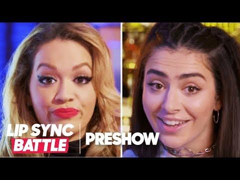 (EXPLICIT) Charli XCX vs. Rita Ora 🇬🇧 The British Are Coming!! | Lip Sync Battle Preshow