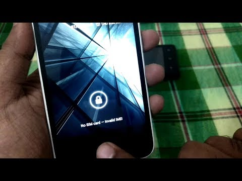 How to fix/solve Invalid IMEI on Android HTC Desire 616 - fix no signal issue too