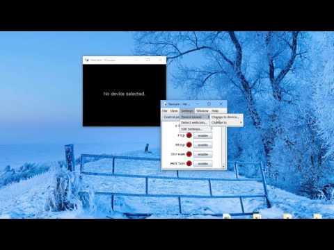 how to build a surveillance system (AKIO TV)