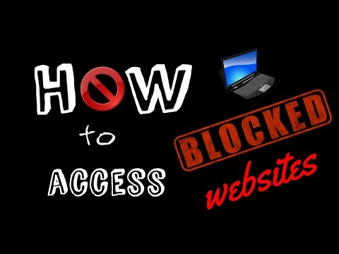 How to access blocked sites | TECH | Time please