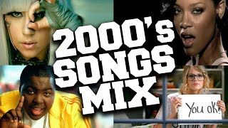 2000's Music Hits Mix 🎵 Best Songs of the 00's