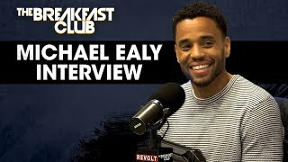 Michael Ealy Talks New Movie 'The Intruder', Evil Roles In Film, Independent Productions + More
