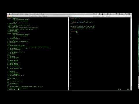 Learn Lua in an Hour
