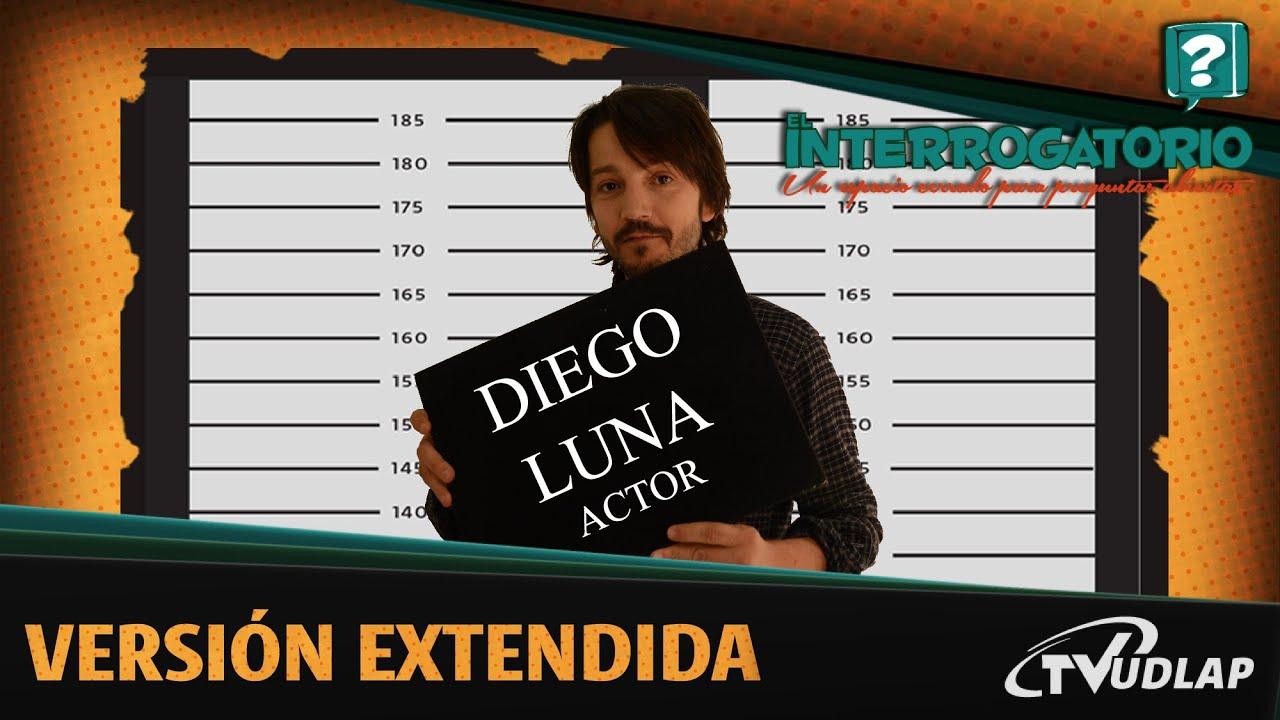 Diego Luna nos dice como fue crecer entre escenarios El Interrogatorio UDLAP | TVUDLAP