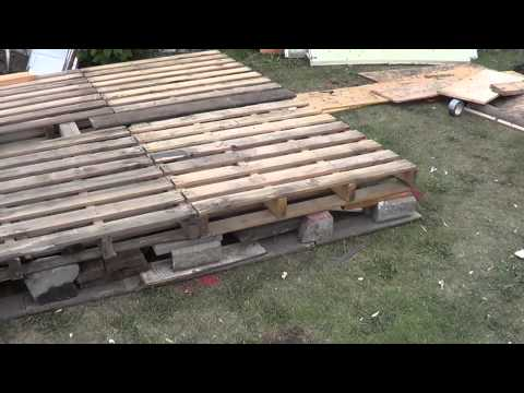 Pallet Shed Phase1 Part2