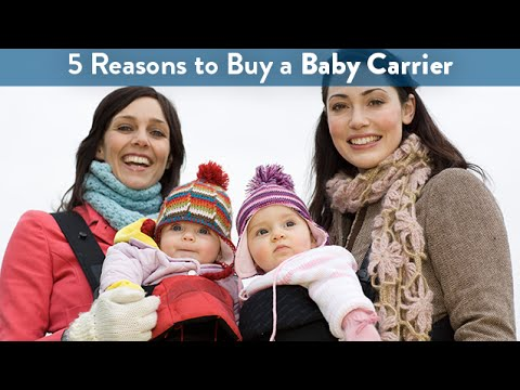 5 Reasons to Buy a Baby Carrier | CloudMom