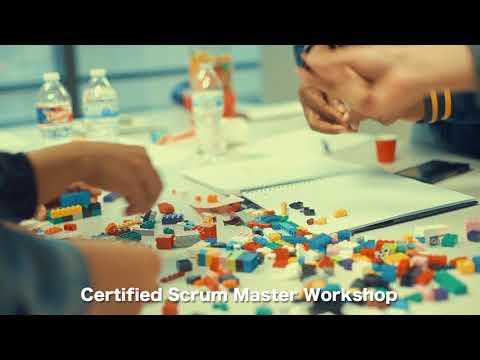 Certified Scrum Master Dallas Workshop