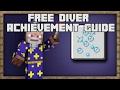 Minecraft - Free Diver Achievement Guide
