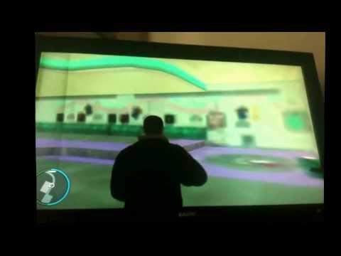 GTA IV bowling ally glitch