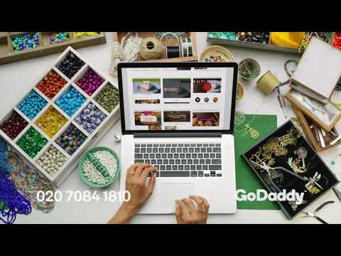 Easily Create Your Own Website With GoDaddy's Website Builder | GoDaddy