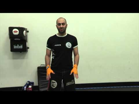 How to form the perfect boxing stance - How to box - Hays Daewoud