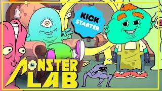 Monster Lab Kickstarter!