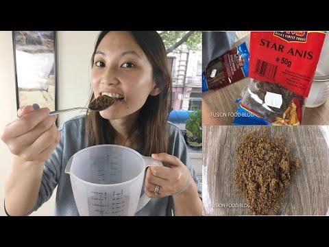 Chinese five spice powder authentic Sichuan/ Szechuan food recipe #6 四川五香粉