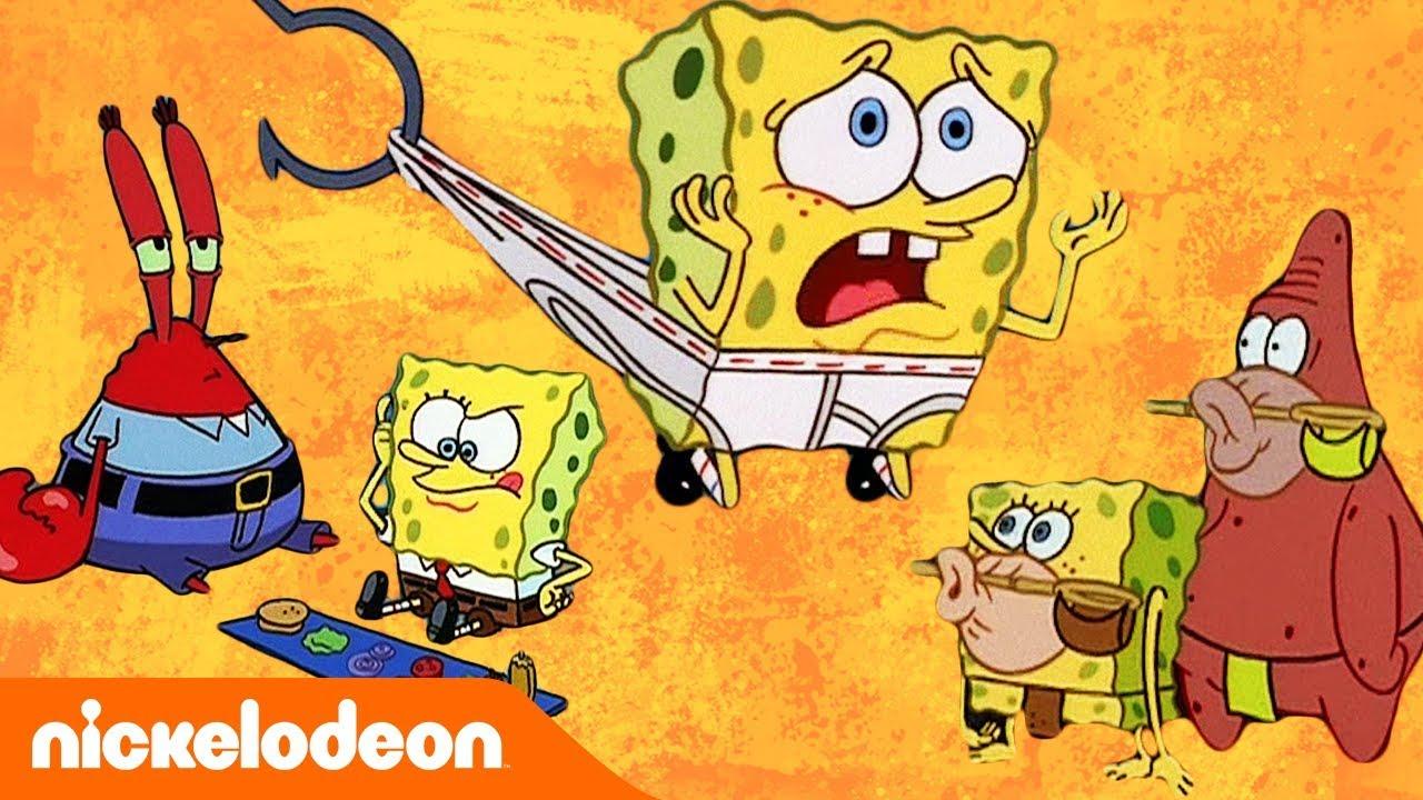 SpongeBob Schwammkopf | Lerne mit SpongeBob | Nickelodeon Deutschland