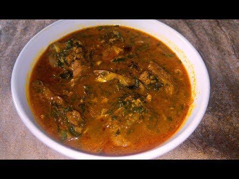 Ogbono Soup Recipe: How to make Delicious Ogbono soup
