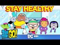 Download Teen Titans Go! | Stay Healthy | DC Kids MP3,3GP,MP4