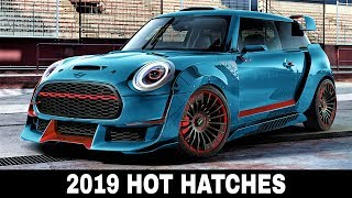 Download 9 New Hot Hatches: Practical Alternative to Any Sports Car in 2019 Video