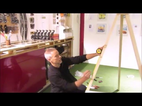 How to assemble the Bearpaw Target Stand Professional