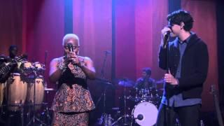 Download Angelique Kidjo ″I Think Ur a Contra″ - featuring Ezra Keonig Video