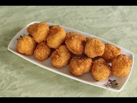 how to make fried mac and cheese balls