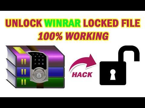 RAR - Password - unlocker 100% working